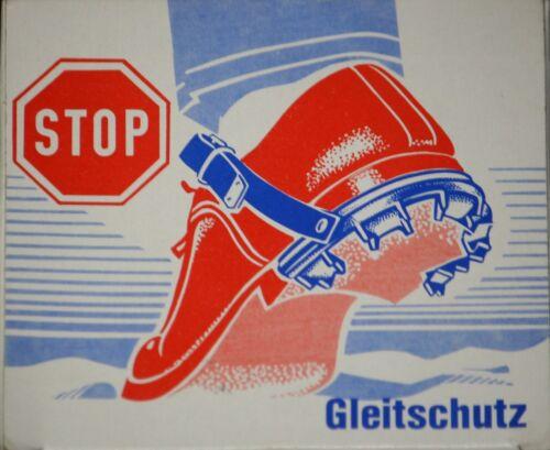 Gleitschutz für Schuhe: Sicher durch Schnee und Eis