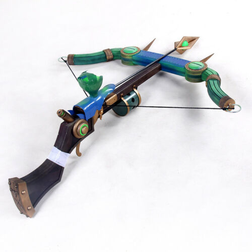 LOL League Of Legends Twitch The Plague Rat Bow Arrow Cosplay Prop Handmade