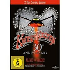 JEFF WAYNE'S KRIEG DER WELTEN MUSICAL VERSION - 2 DVD NEUWARE RICHARD BURTON