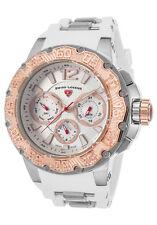 Swiss Legend Ultrasonic Mens Watch 14096SM-02S-WHT-RA