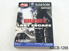 Biohazard 3 Nintendo Gamecube Japanese Import Resident Evil GC Japan US Seller B