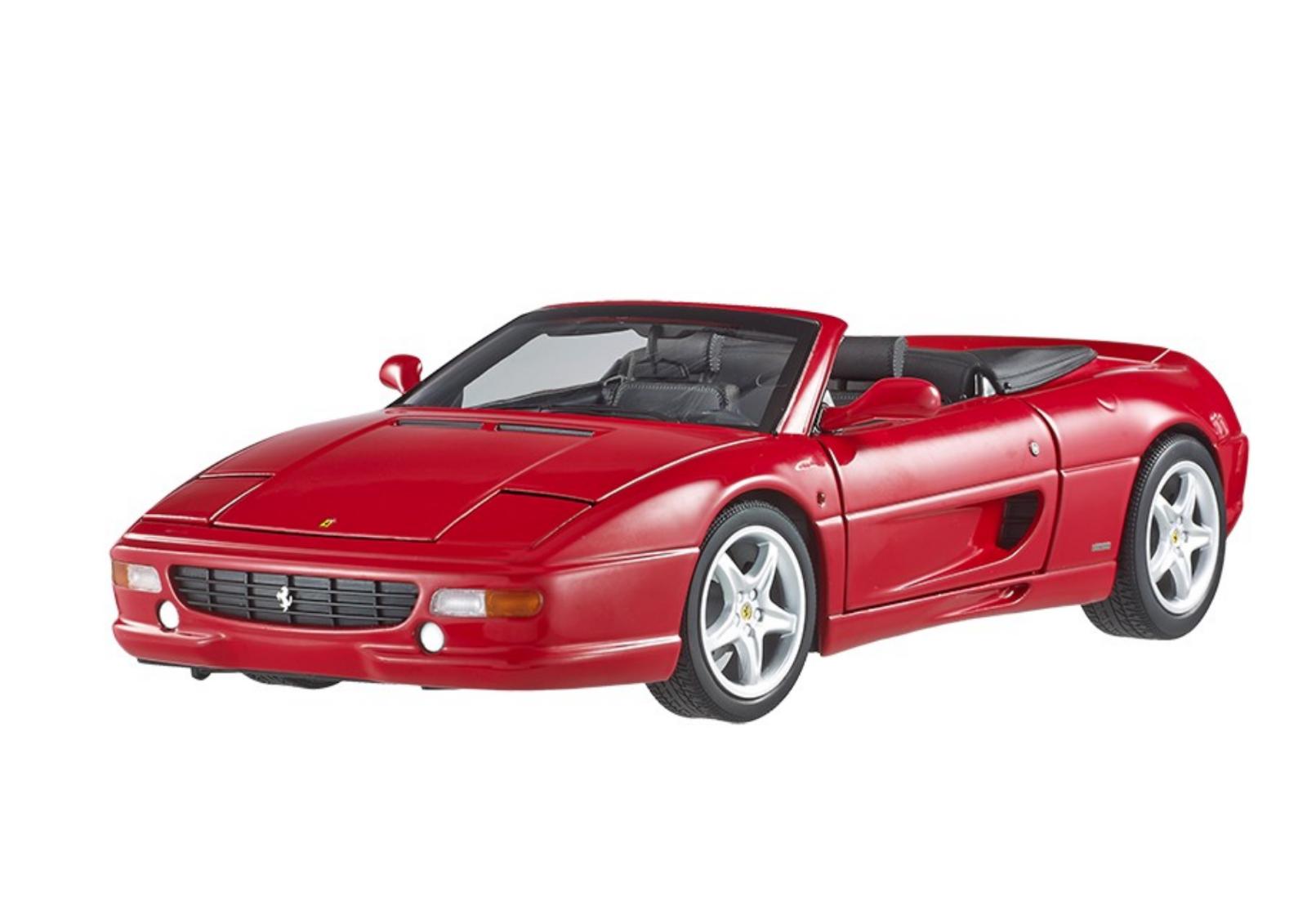 1 18 Ferrari F355 Spider 1994 1 18 • HOTWHEELS BLY34
