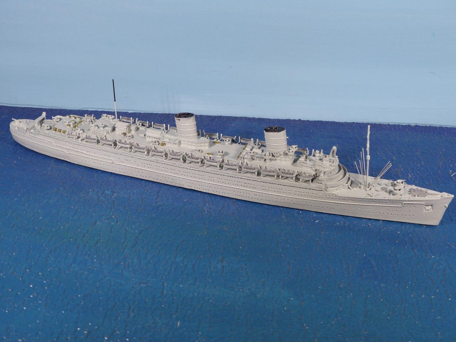 ¡No dudes! ¡Compra ahora! Cm barco 1 1250 gb. tropas transportador    Queen Elizabeth  cm p 31 OVP  barato