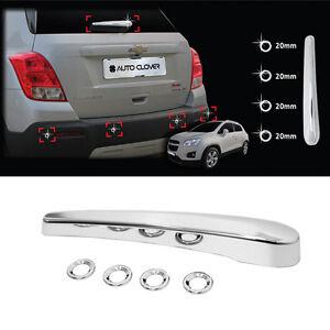 Chrome Rear molding Kit  For Chevrolet Trax 2013 ~ on ////////