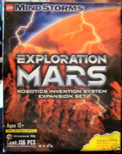 prezzo all'ingrosso e qualità affidabile LEGO LEGO LEGO Mindstorms Exploration Mars 9736 NIB  il più alla moda