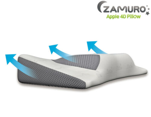 1 + 1 Set MYMI ZAMURO Apple 4D Pillow   *** Two Pillows *** Holiday Big Sale