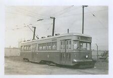 Vintage  Indianapolis Railway Co. car series 101-125, Master Unit Car