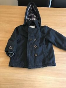 548ffe702 Baby boys Mothercare Coat 24 36 months (13)