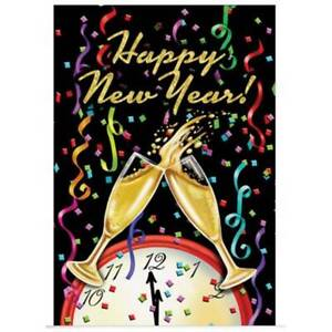 Happy-New-Year-Garden-Flag-Champagne-Confetti-Appealing-Cxz-Esdtu-L7F1