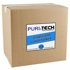10 lbs # Stabilizer Cyanuric Acid Water Conditioner Swimming Pool UV Protection