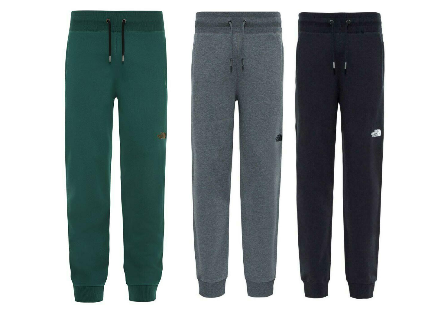 The North Face NSE Mens Joggers Cuffed Jogging Bottoms Sports Track Sweatpants
