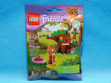 Lego Friends Polybag 41023 Fawn's Forest 35pcs New Sealed 2013