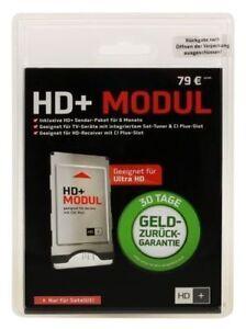 HD+ CI+ Modul mit HD+ Karte 6 Monate Sat Receiver UHD Plus ASTRA-HD Satellit