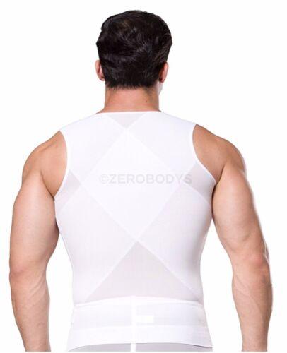 Zerobodys synthétique Gilets Minceur Body Shaper-noir toutes tailles
