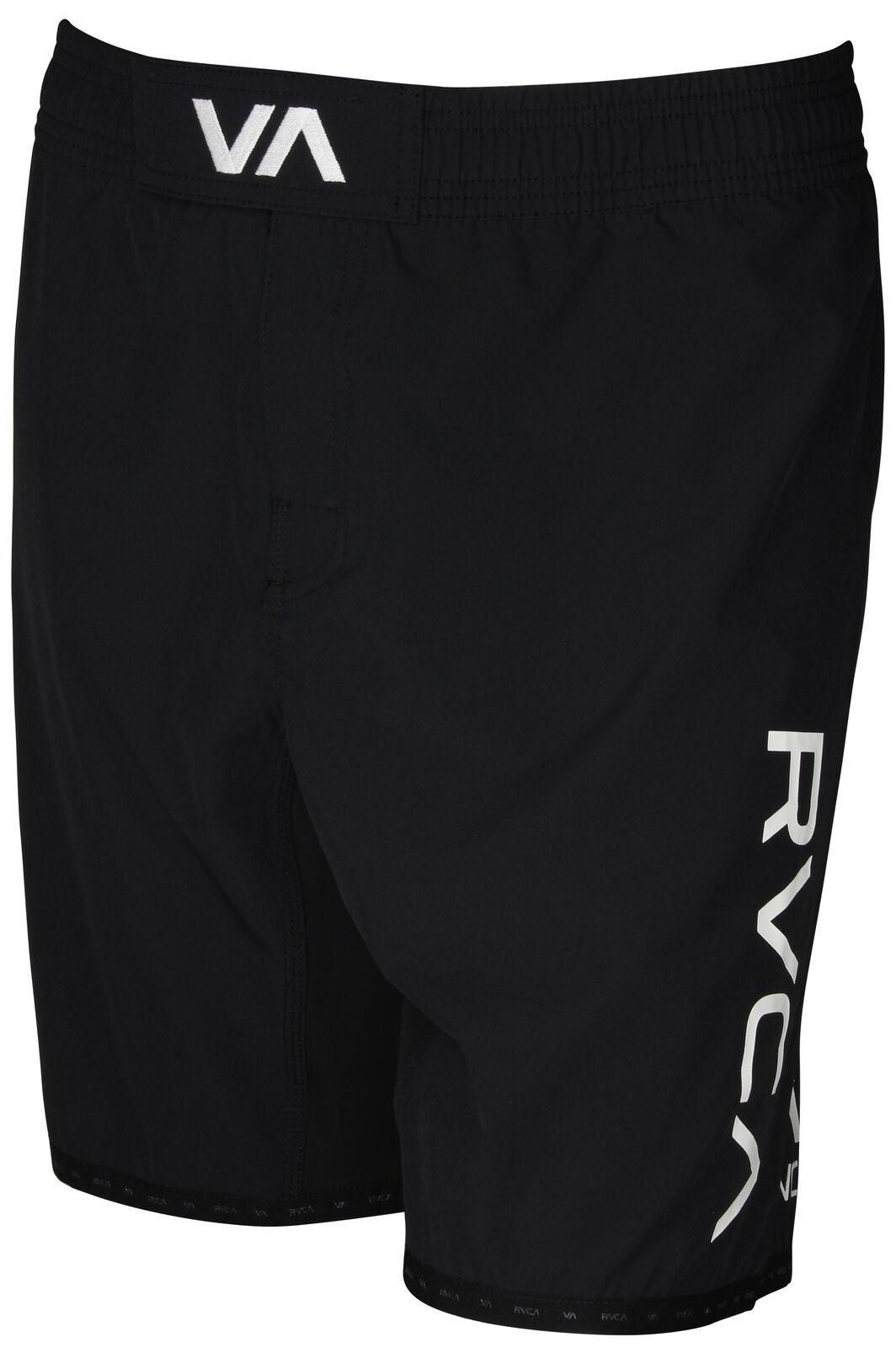 Rvca Herren Herren Herren VA Sport Kratzer Shorts - Schwarz 08c970