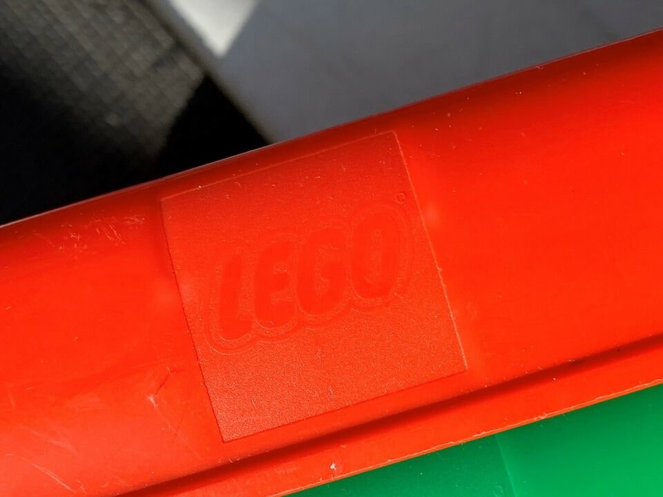 Lego andet, 4 stykker LEGO SPANDE UDEN LÅG