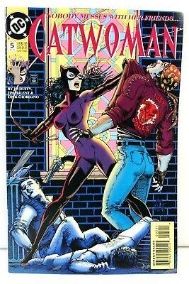 Catwoman #2 Jim Balent 1993 Series Comic DC Comics F+