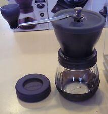 Hario Coffee Bean Hand Grinder Skerton MSCS-2 MSCS-2TB Black