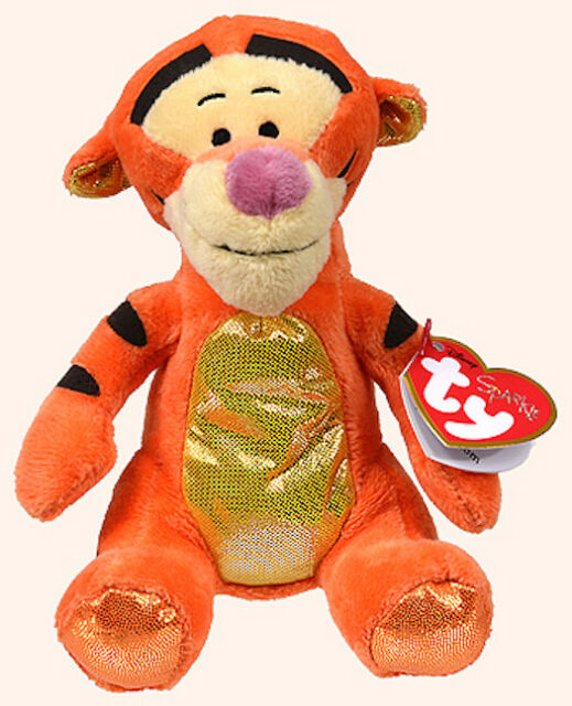 Buy Tigger Ty Beanie Babies Sparkle Collection 2013 MWMT 6