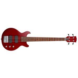 GrassRoots by ESP Short Scale Electric  Bass Red GR-J-TVB MINI LUNA SEA J