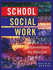 School Social Work: Skills and Interventions for Effective Practice by David Dupper (Hardback, 2002)