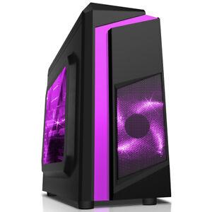 WINDOWS 10 GAMING COMPUTER PC 8GB 1TB HDD INTEL CORE 2 DUO E8400 ... d17d29959219
