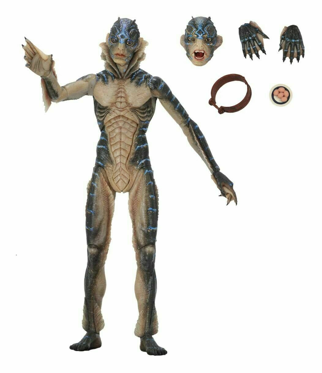 NECA - The Shape of Water NEW & OFFICIAL