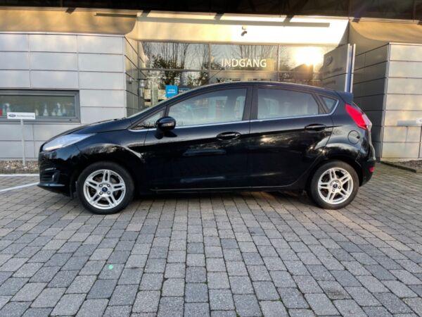 Ford Fiesta 1,0 SCTi 125 Titanium - billede 1