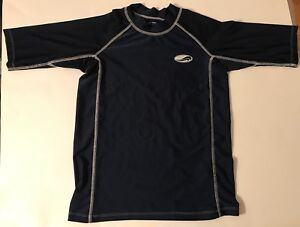 Jeans Sz M Rash 3 Arizona Swim manica Guard 4 Shirt adwqx7R