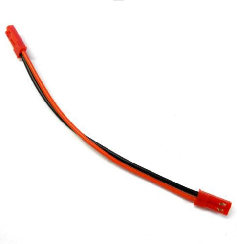 Compatible C7008MM JST Male Plug to Male Extension Connecteur Câble De La Batterie 10 cm