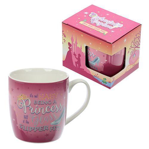 It/'s Not Easy Being A Princess Pink Bone China Mug Girls Gift Idea Boxed