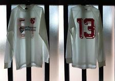maglia shirt padova nr 13 match worn indossata size XL usata diadora