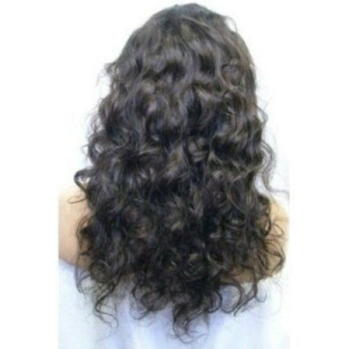 New fashion style Lace Wigs _ Malaysia Curly 100% HUMAN HAIR Indian Remy WIG hot