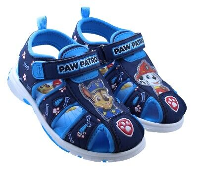 Paw Patrol Boys Sandals with lights for children /& kids