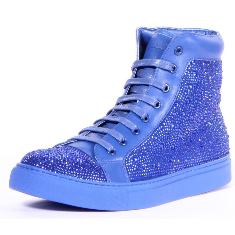 Men Jump 75 Usa shoes Zoltar Fashion bluee Size 13