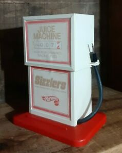 1969 Sizzlers Juice Machine Charger Mattel Hot Wheels Electric Cars Faded