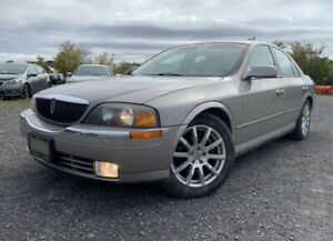 2000 Lincoln LS V6 ~AUTOMATIC, LOADED, FULLY CERTIFIED~