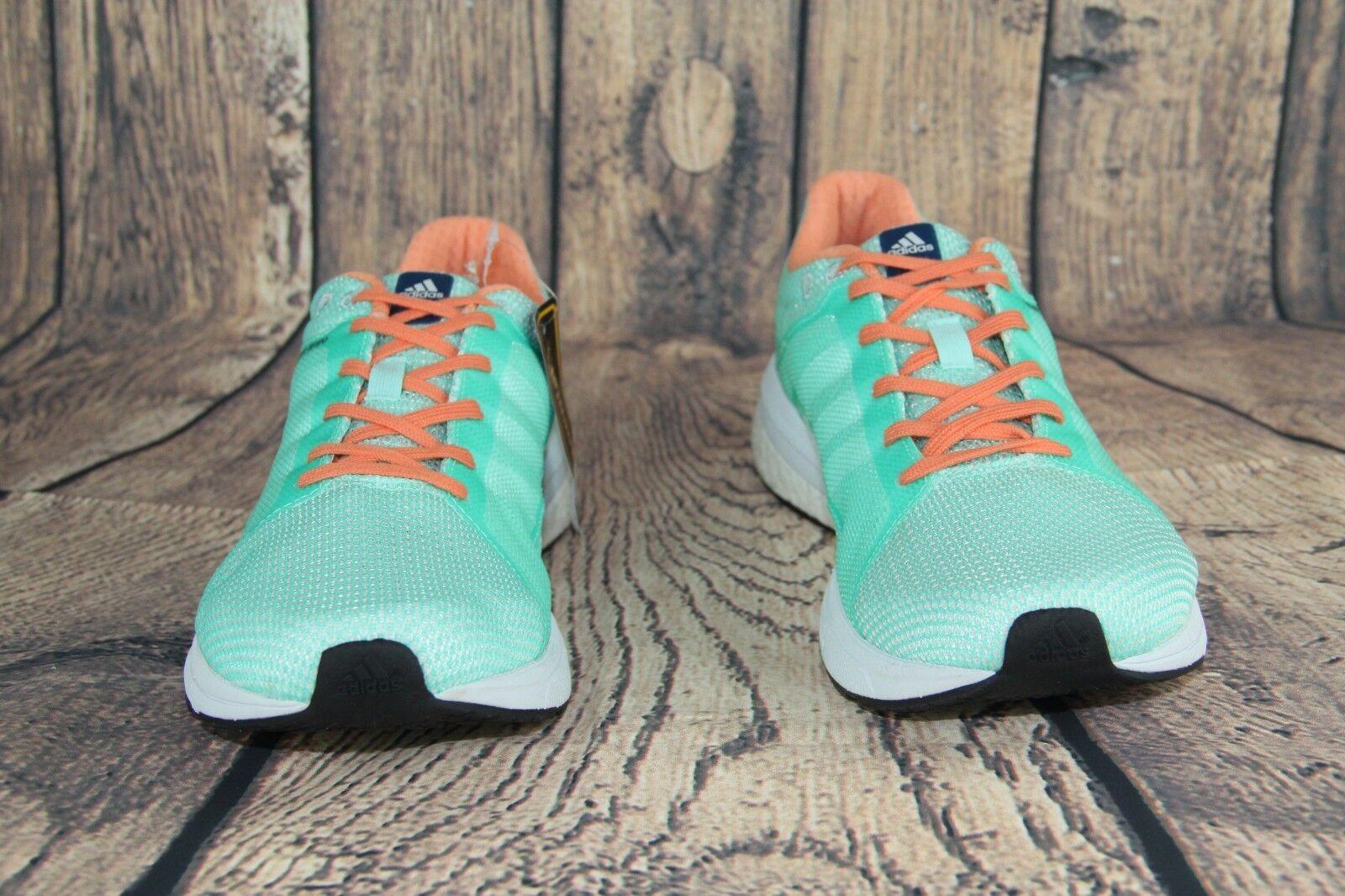 Adidas Adizero Tempo Boost Women's  Running Shoes Sneakers Green BA8095 WMNS SZ
