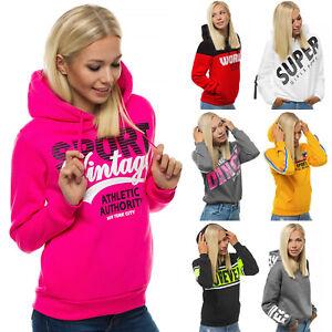 Kapuzenpullover-Hoodie-Sweatshirt-Sweatjacke-Aufdruck-Motiv-Print-Damen-OZONEE-5