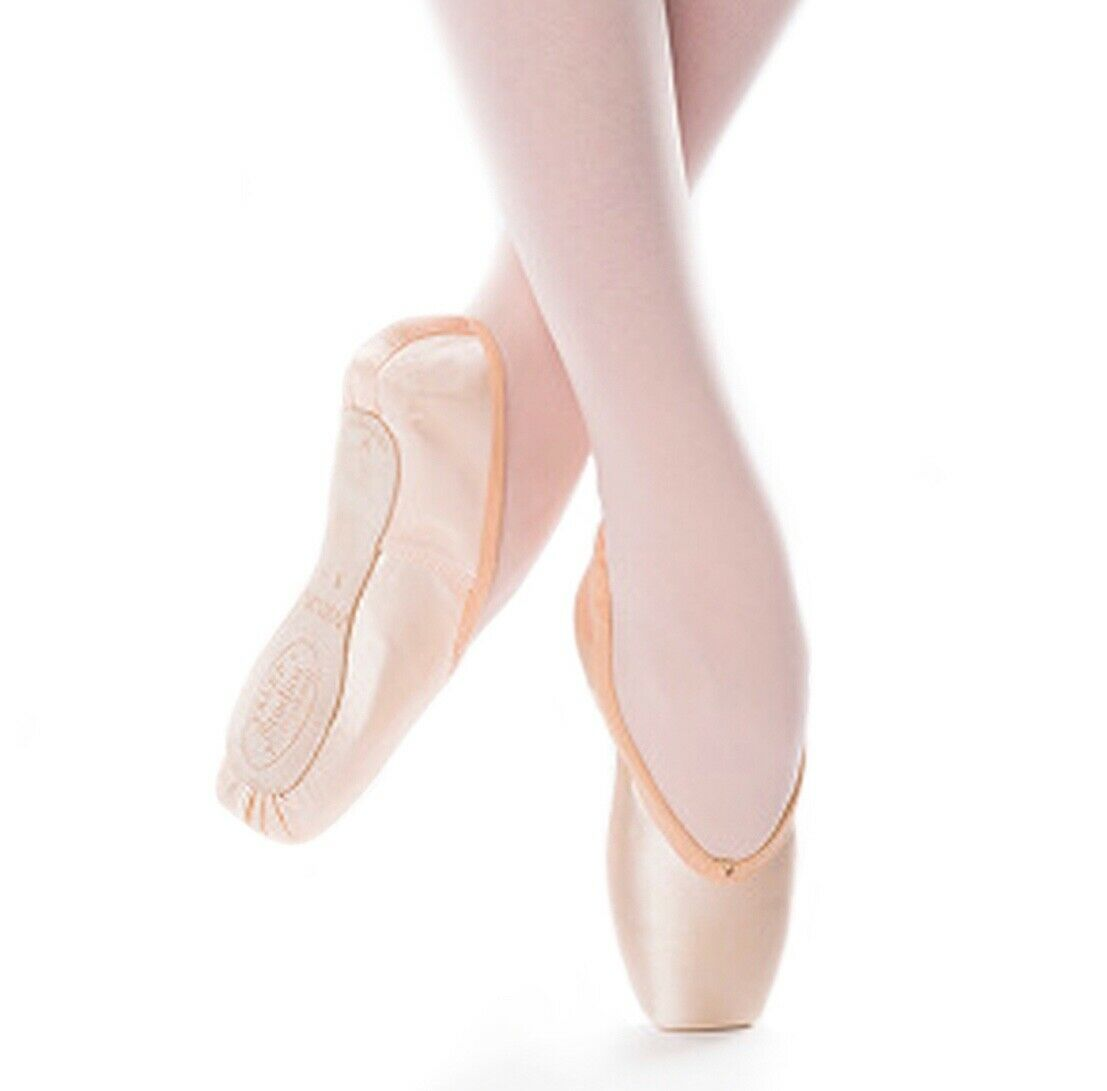 Freed London Forte-flex Pointe Shoes Size UK 3 1/2 Brand new never been worn