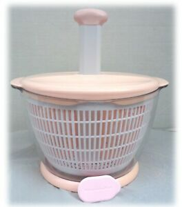 Details about KitchenAid PINK Cook for the Cure Salad and Fruit Spinner  Breast Cancer
