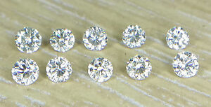 Natural-Loose-Brilliant-Cut-Diamond-10pc-0-8-2-8mm-I1-Clarity-J-Color-Round-Cut