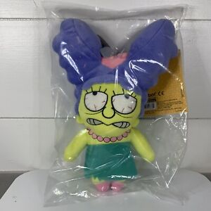 The-Simpsons-Phunny-Plush-Zombie-Marge-8-034-New-Kidrobot-Treehouse-of-Horror