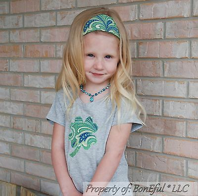 BonEful RTS NEW Boutique Girl XL 14 16 Irish Lucky 4 Leaf Clover Shamrock Shirt