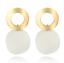 Metal-Round-Alloy-Drop-Earrings-Ear-Stud-Earrings-Women-Earrings-Fashion-Jewelry thumbnail 8