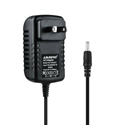 "9V 2A AC Power Adapter Charger for GoClever R103 10/"" Android Tablet PSU"