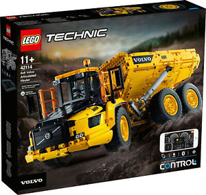 42114-LEGO-TECHNIC-6x6-Volvo-Articulated-Hauler-Camion-2193-PIECES-11-ans