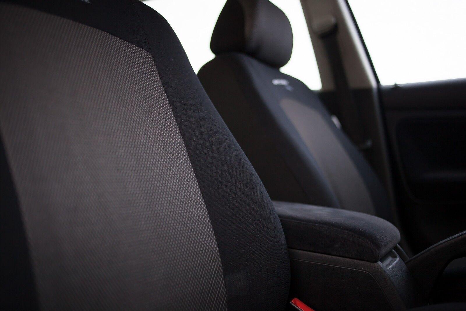 Sitzbezüge Sitzbezug Schonbezüge für Hyundai i30 Hellgrau Sportline Komplettset