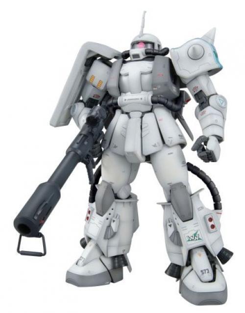Nuovo Bandai MG 1 100ms-06r-1 Zaku II Shin Matsunaga Ver2.0 Plasticmodelkit