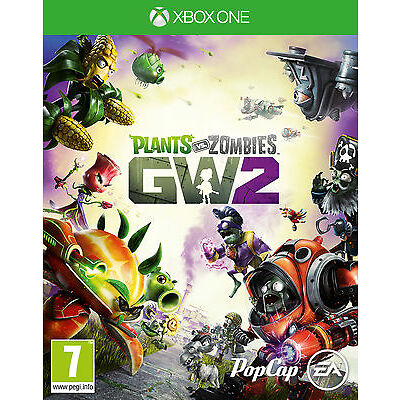 Plants vs Zombies Garden Warfare 2 XBOX ONE BRAND NEW SEALED UK OFFICIAL